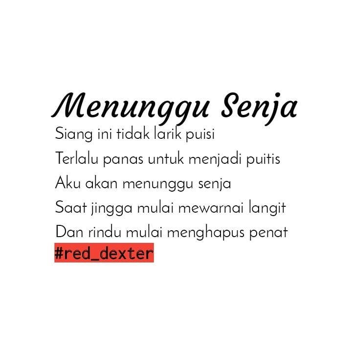 Senja Quotes Quotes Indonesia Me Quotes
