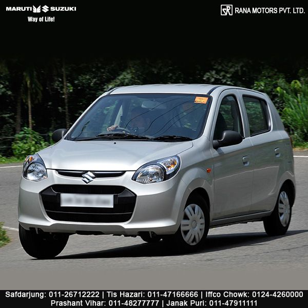 The new Alto 800 comes with High Efficiency Gasoline Engine using Electronic Throttle Body for a peppier and smoother driving experience, as well as better fuel efficiency. http://www.ranamotors.co.in/toolkit/maruti-suzuki-alto-800-en-in.htm  Contact Numbers:- Safdarjung: 011-26712222 Prashant Vihar: 011-48277777 Iffco Chowk: 0124-4260000 Tis Hazari: 011-47166666 Janak Puri: 011-47911111  #MarutiSuzuki #Alto800 ##Engine #Driving #Experience #Fuel #RanaMotors #NewDelhi #Gurgaon