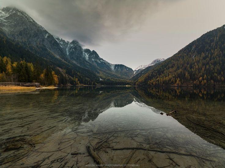 Antholzer See. Italia. by Maximus K.            Maximus K.: Photos                                 #nature #photography