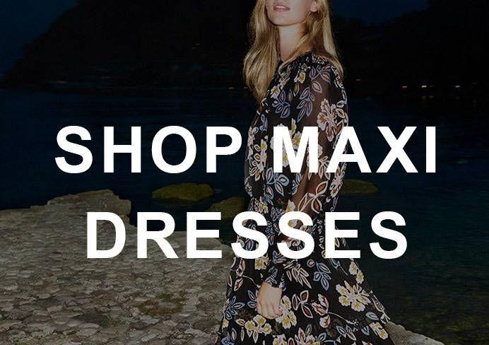 Shop Maxi Dresses Online