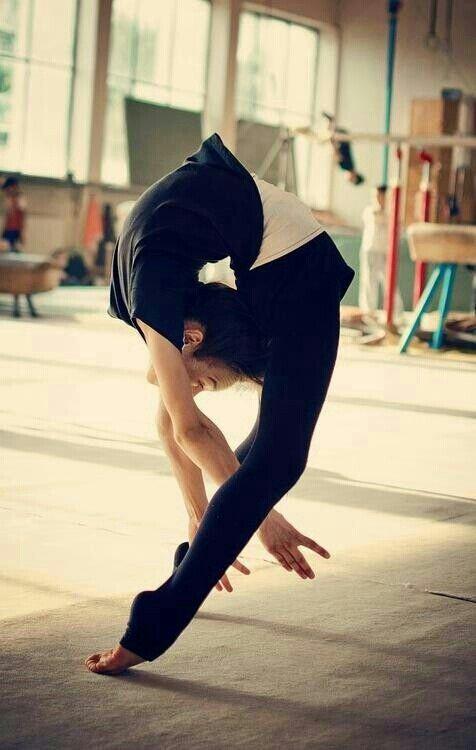 Ballet. Ballerinas' don't have limits