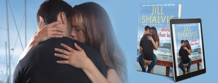 Abibliophobia Anonymous                 Book Reviews: **COVER REVEAL**  About That Kiss by Jill Shalvis