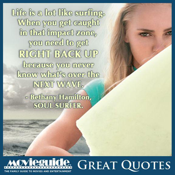 Bethany Hamilton, SOUL SURFER