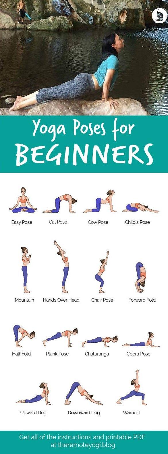 Beginner Yoga Series: Starting a Routine