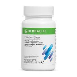 Prelox® Blue: ntegratore alimentare a base di L-Arginina e Pycnogenol® , sostanza brevettata estratta dalla corteccia del pino marittimo. Contiene Vitamina E in grado di proteggere le cellule del corpo dallo stress ossidativo.In caso di carenze alimentari, un integratore alimentare come Prelox Blue può aiutarti a supportare il tuo organismo. Due compresse due volte al giorno. Per info: http://www.goherbalife.com/elenadellavella/it-IT
