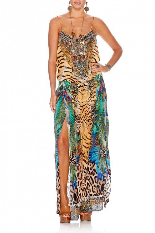 Camilla Franks Roar Of The Wild Boho Luxe Pinterest