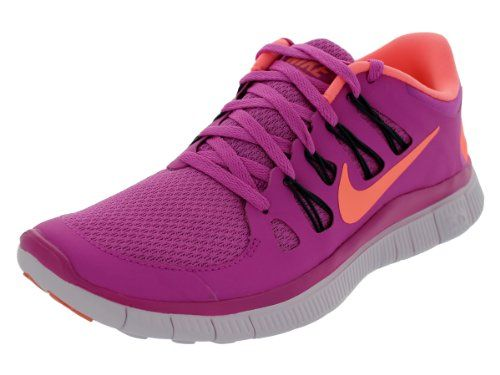 Nike Women's Free 5.0+ (Clr PINK) Running Shoes -                     Price: $  100.00             View Available Sizes & Colors (Prices May Vary)        Buy It Now      Combining barefoot-like freedom and shoe-like support, the Nike Free 5.0+ Women's Training Shoe delivers outstanding flexibility and ground-gripping traction for...