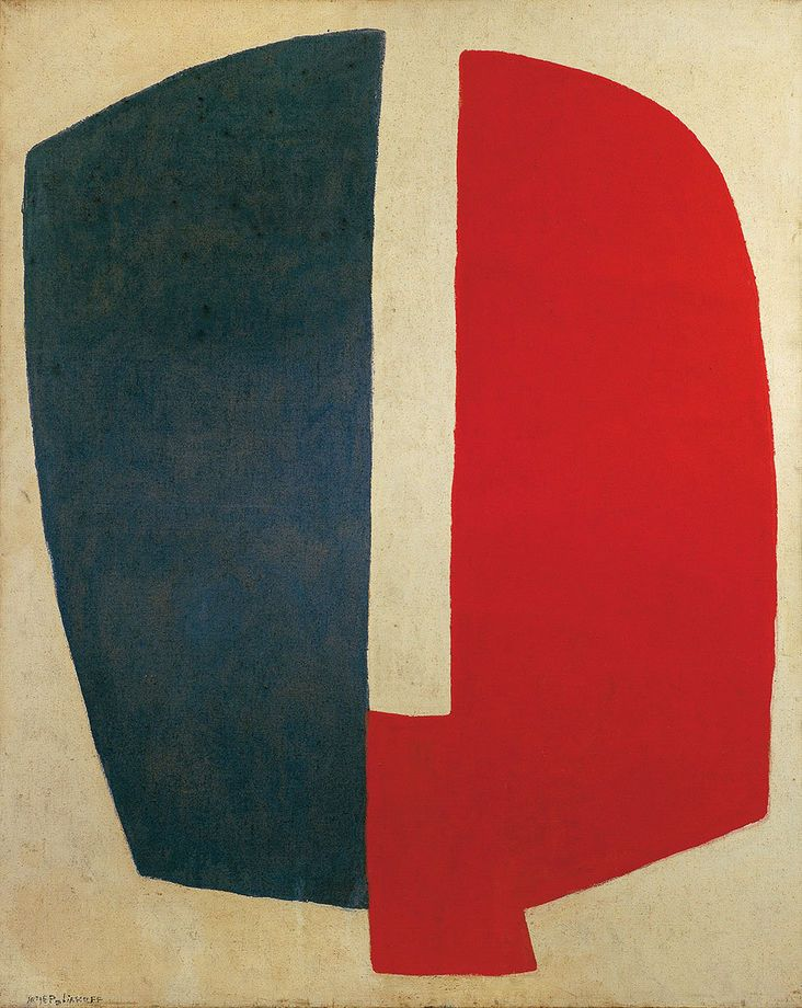 Serge Poliakoff: Silent Paintings at Timothy Taylor Gallery