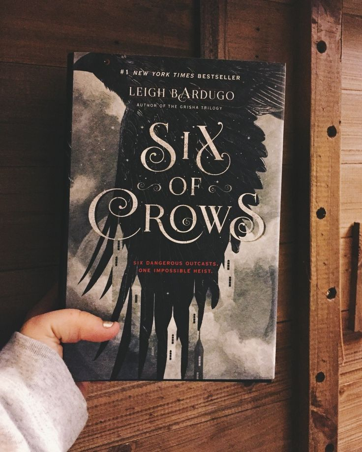 I am pleased to report that after finally picking up the book all of booklr is obsessed with, Leigh Bardugo's Victorian-esque story about a group of criminals teaming up for one epic job, I have found that Six of Crows is just as good as the world told me it would be.