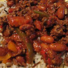Chili con carne - Kotikokki.net - reseptit