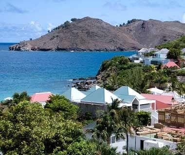 St. Bart's: Hôtel Baie des Anges - Best Affordable Caribbean Hotels | Travel + Leisure