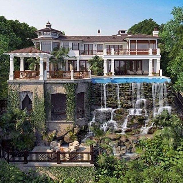 Unique Luxury Homes: Best 25+ Mansions Ideas On Pinterest
