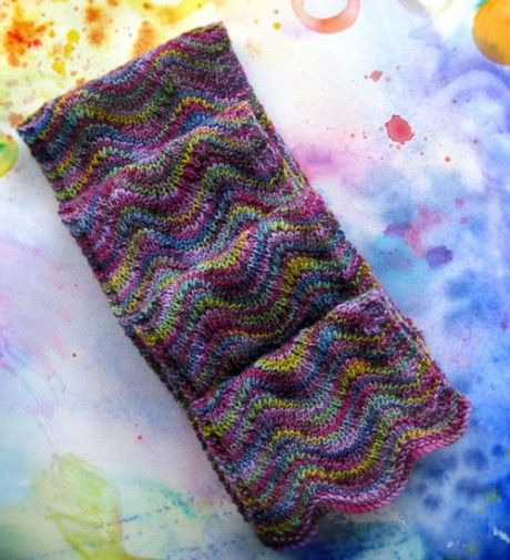 Ripple Scarf Knitting Pattern : 1000+ ideas about Feather Scarf on Pinterest Scarves, Silk Scarves and miss...