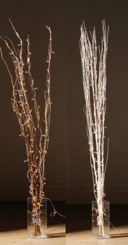 best 25 twig lights ideas on pinterest branches tree. Black Bedroom Furniture Sets. Home Design Ideas