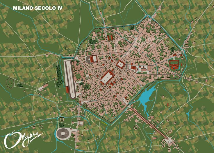 milano romana - Cerca con Google