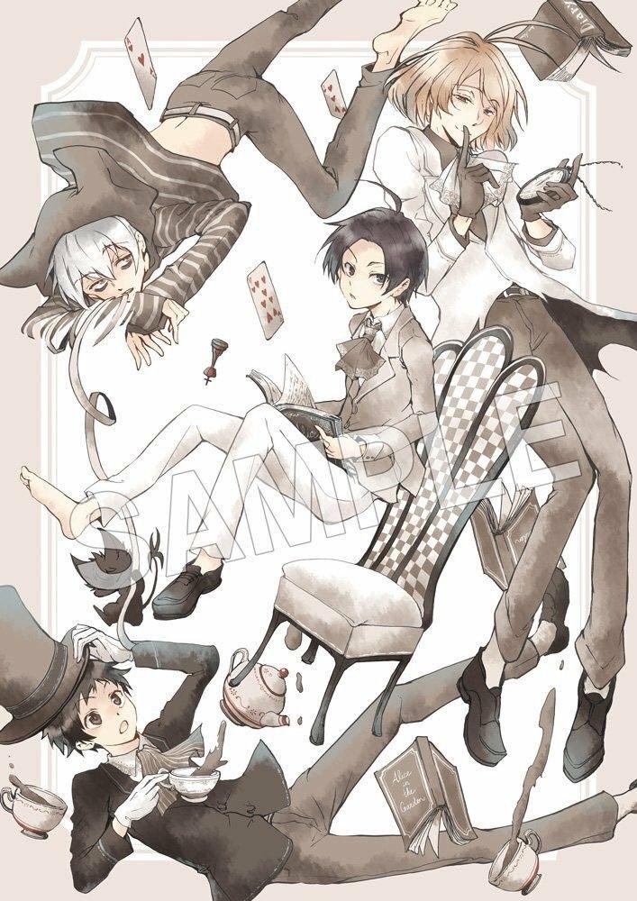 「SERVAMP」おしゃれまとめの人気アイデア|Pinterest|イア Amnesia アニメ, マンガアニメ