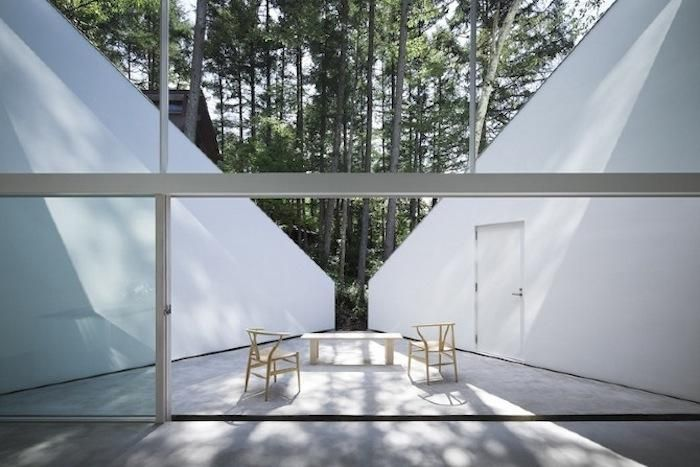 Obliquely Upward: Forest Bath in Nagano, Japan : Remodelista