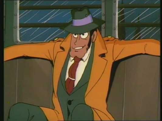 Koichi Zenigata - Lupin III