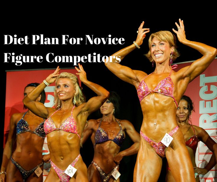 Are you thinking about becoming a figure competitor, but not sure what you're getting yourself into? Have people made you nervous by saying its chicken and broccoli every single meal, every single day? Well, I am going to bust some myths and share with you the honest truth.  A figure competitor's