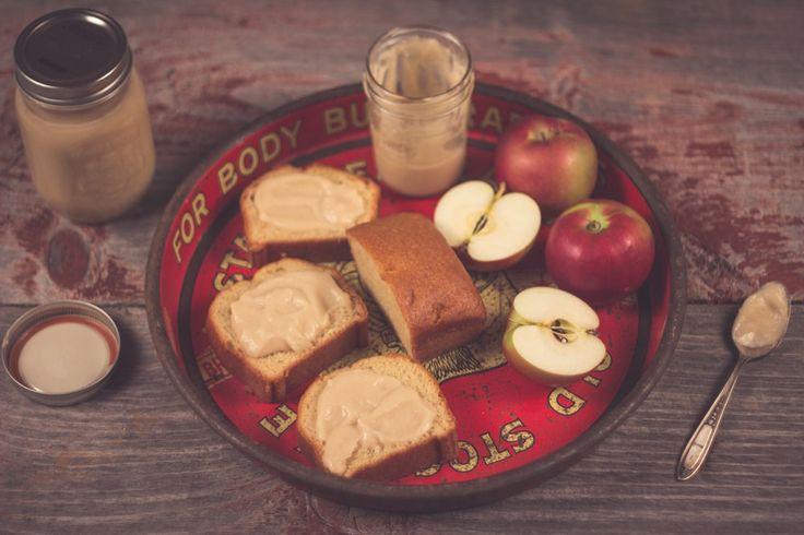 Délicieux beurre de pommes à saveur d'érable!  :)  http://monplana.ca/beurre-de-pommes/