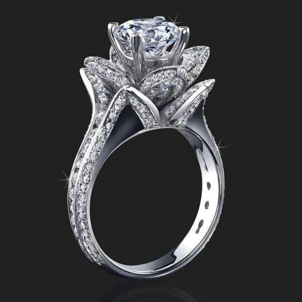 beauty and the beast wedding ring My Web Value