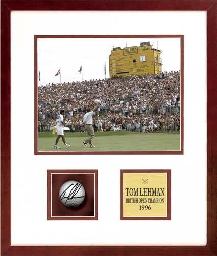Tom Lehman - Golf Ball Series