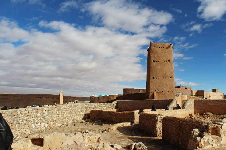 #beniisguen #ghardaia #algeria #minaret #village #tower