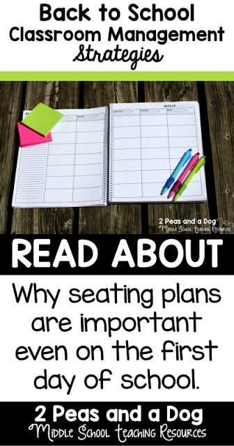 Classroom Management Ideas For High School : Best back to school images on pinterest th grade