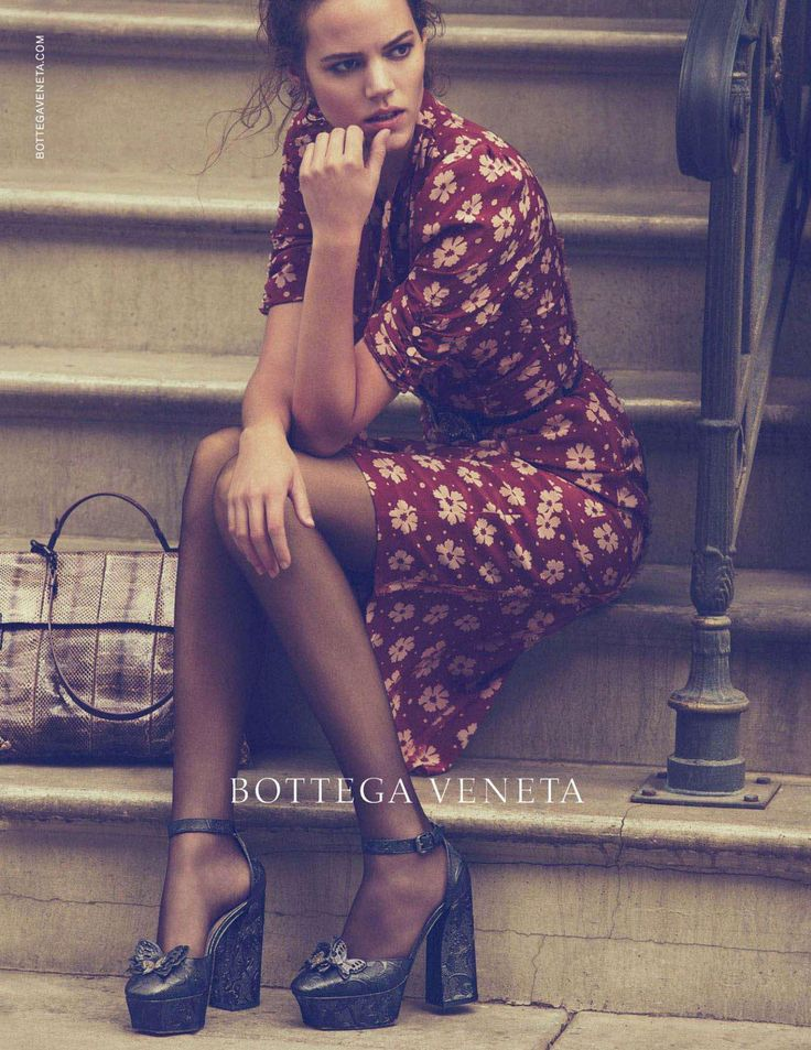 Bottega Veneta S/S 2013 Ad Campaign