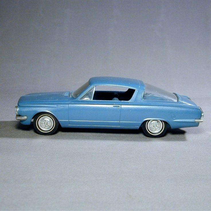 35 Best Plymouth Barracuda Promotional Model Car Images On