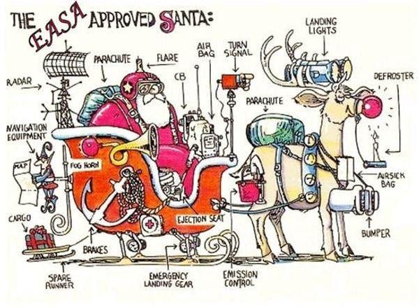 safety santa