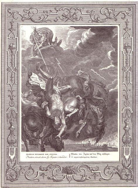 8.Φαέθων....Ήταν γιος του Ήλιου και της Κλυμένης....