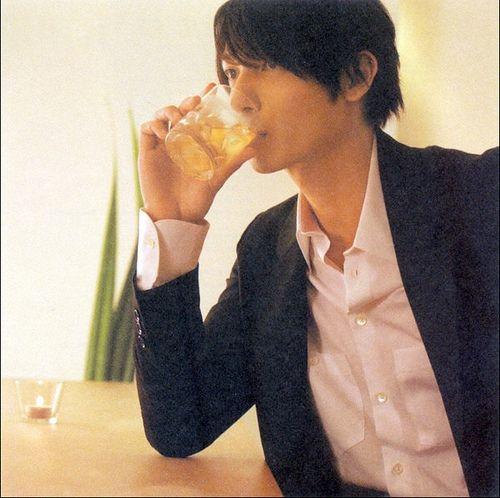 Chiaki Shinichi from Nodame Cantabile SP 04