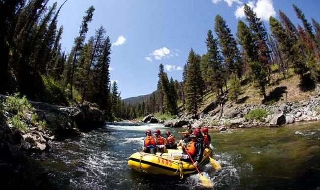 A family's adventure on the Middle Fork Salmon River proves why saving for a family vacation should be just as high of a priority as saving for college for the kids.  Read more...