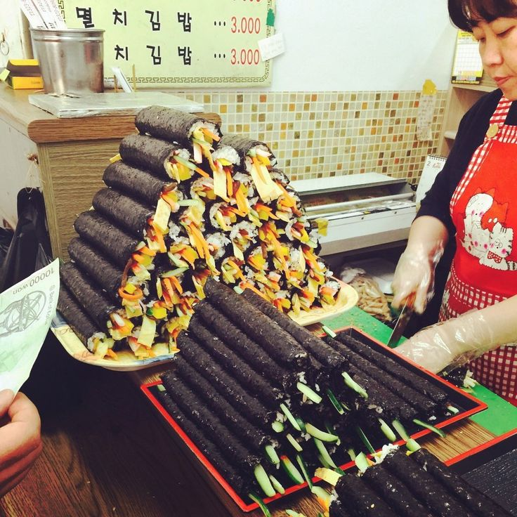If you want authentic Korean taste and special flavours, you must try this Kimbap restaurant in Yeonhidong. http://en.sharehows.com