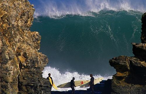 Punta de Lobos Chile Pichilemu