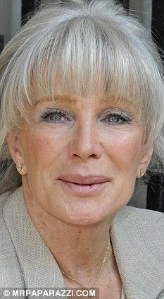 Linda Evans ('Krystle') - she is still lovely but someone get her a new eyebrow pencil