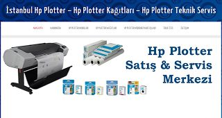 istanbul hp plotter makina, istanbul plotter kağıt, istanbul hp plotter satış