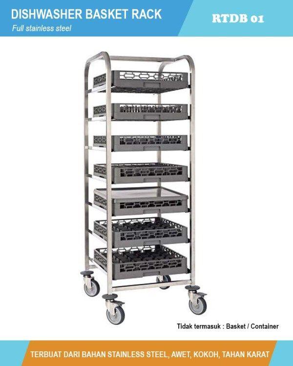 Stainless Steel Memiliki Kualitas Yang Berbeda Pastikan Anda Mendapatkan Produk Dishwasher Basket Rack Rtdwb0 Rak Keranjang Container Keranjang Rak Produk