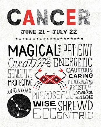 #theastrologylady - Wisdom from the Stars #MeetMyStarMatch - How to Date a Cancer