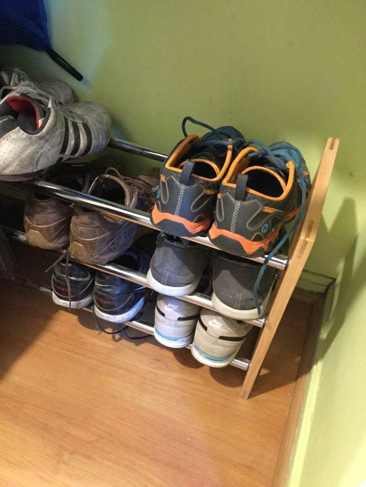 Organizador de zapatos x2 max donoso cajones - Cajoneras para ropa ...
