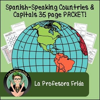 Quia - Countries and Capitals