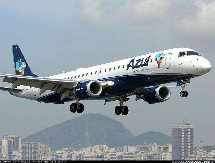 Novo voo diário da Azul Linhas Aéreas entre Porto Alegre e o Recife terá escala em Curitiba :: Jacytan Melo Passagens