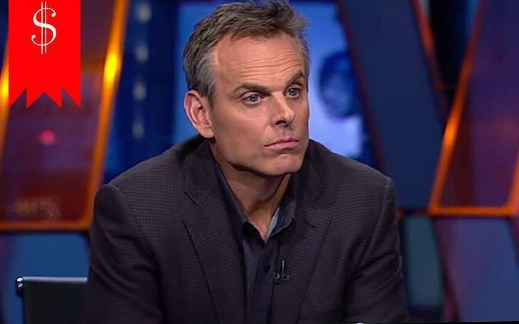 Colin Cowherd | News - net worth, career, shows, and more