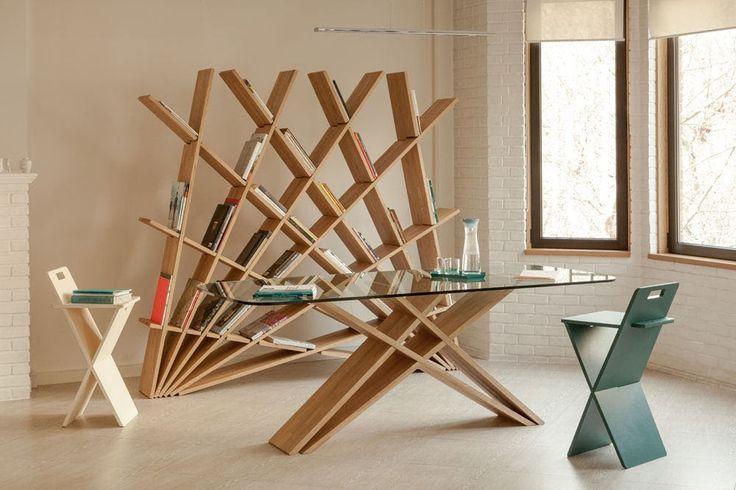 дневник дизайнера: Коллекция мебели, вдохновленная персидской архитектурой, от Studio Pousti