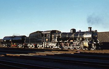 South African Class 15A 4-8-2 - Wikipedia, the free encyclopedia