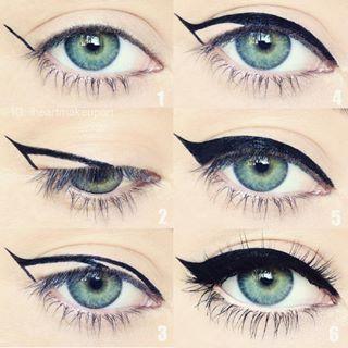 Para um delineador finíssimo ou um olho de gato perfeito, o So Fine Micro Liner, da Tarte Cosmetics, é exatamente o que você precisa. | 17 coisas que todo mundo que é ruim de maquiagem precisa ter