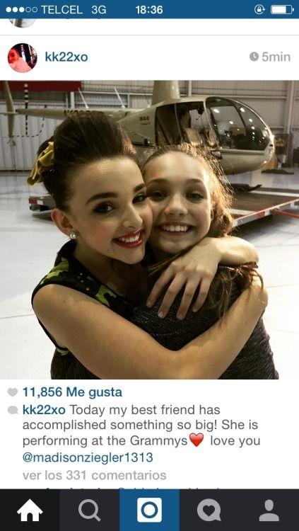 AWE SHA! Kendall's so sweet