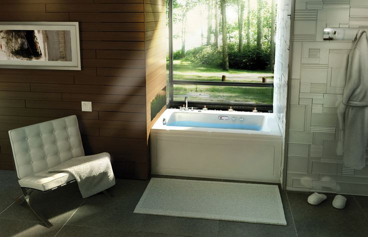RELEASE Drop-in or Undermount bathtub - MAAX Collection