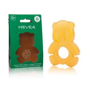 HEVEA Award winning Panda teether made from natural rubber